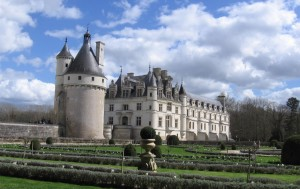 Castle of Chenonceau Photography by Kristine Swanson