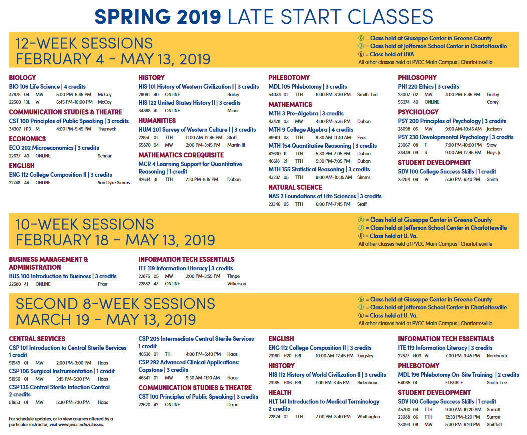 Late-Start Classes: What You Should Know | The Forum